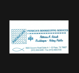 Patricia's Bookkeeping